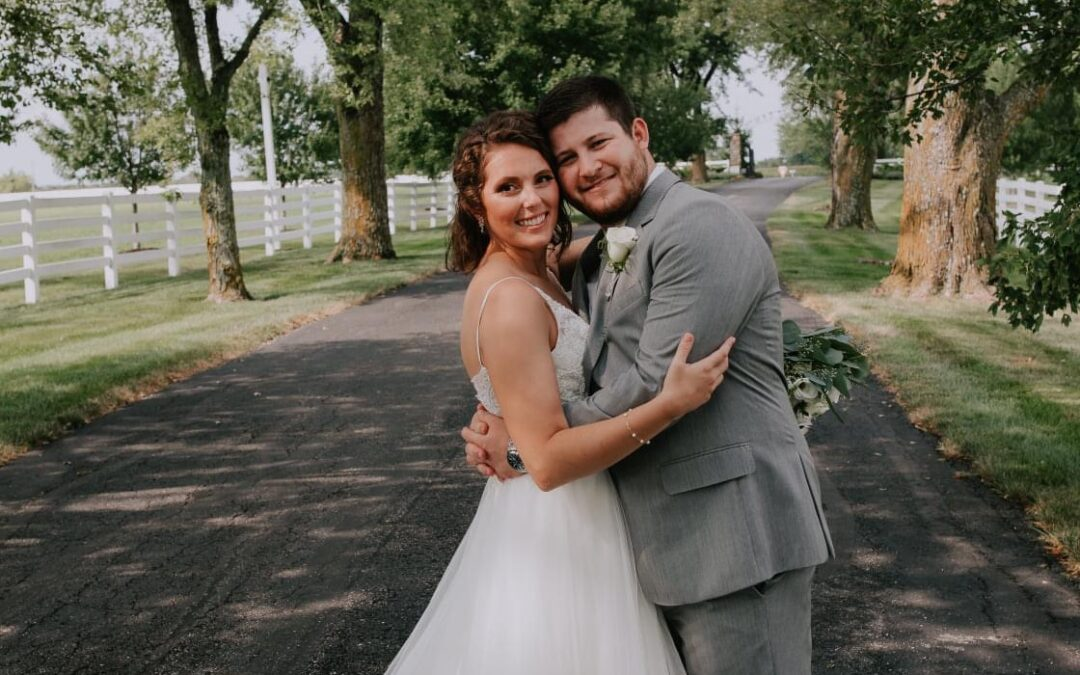 Congratulations to B and Bryan!!!
