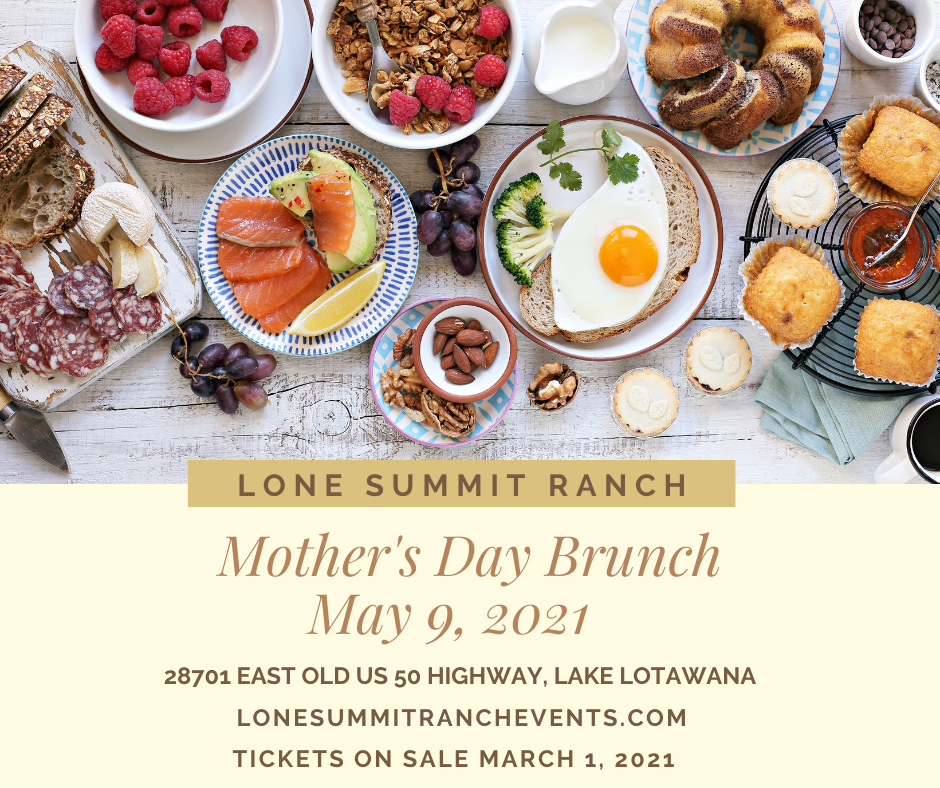 Lone Summit Ranch Mother's Day Brunch