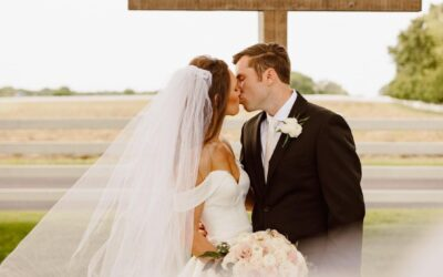 Meet the new Mr. and Mrs. Trent!