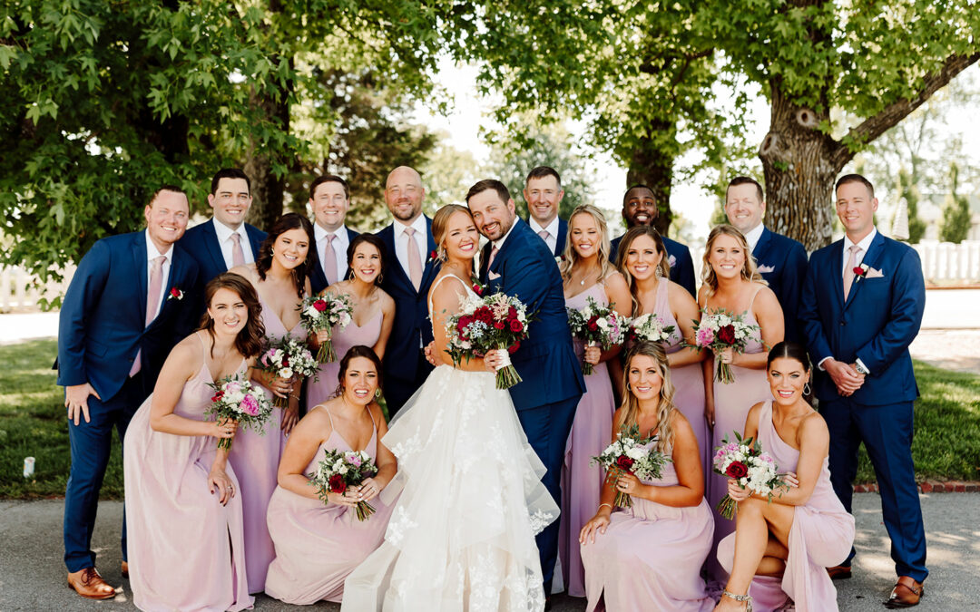 Wow!!!! Sarah and AJ's Day was everything you dream about and MORE!!!