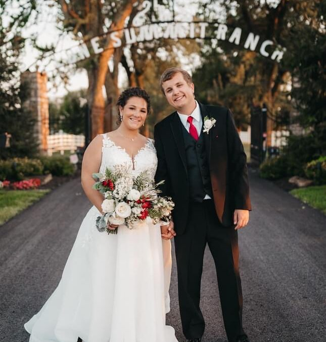 Kyler and Kelsey we LOVED being a part of your PERFECT day!